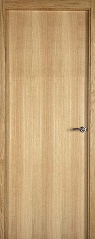 Puerta chapa natural PM00 Roble-Finolledo
