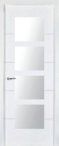 Puerta lacada blanca ph4-14-Finolledo