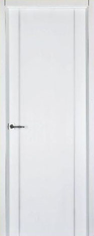 Puerta lacada blanca pv2-Finolledo