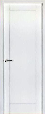 Puerta lacada blanca ras-Finolledo